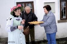 Masopust - Staré Křečany - 16.2.2013