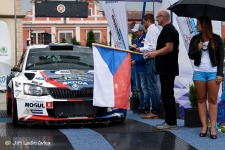 44. Rally Bohemia - Mladá Boleslav 1.-2.7.2017