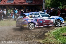 XXXVIII. Rally Pačejov - Horažďovice 28. - 29.7.2017