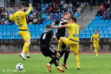FK Varnsdorf -  SK Dynamo České Budějovice 2 : 3 (1:2) - Varnsdorf - 13.8.2017