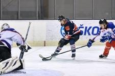 HC TS Varnsdorf – HC Stavební stroje Jičín 2:7 (1:1,1:3,0:3) - ZS Varnsdorf - 17.11.2018