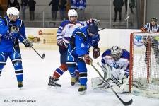 HC TS Varnsdorf - HC Lomnice nad Popelkou  4:3 SN (1:1, 2:1,0:1, 0:0) - ZS Varnsdorf - 25.11.2018