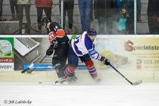 HC TS Varnsdorf – HC Turnov 1931 2:4 (0:0,1:1,1:3) - ZS Varnsdorf - 12.1.2019