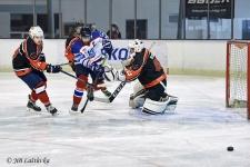 HC TS Varnsdorf - HC Česká Lípa  5:6 PP (3:1,1:2,1:2,0:1) - ZS Varnsdorf - 20.1.2019