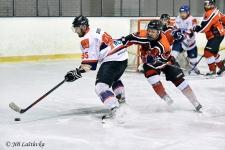 HC Česká Lípa - HC Stavební stroje Jičín 2:4 (1:3,1:1,0:0) nedohráno - ZS Česká Lípa - 2.2.2019