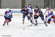 HC TS Varnsdorf - HC Stavební stroje Jičín  3:6 (2:1,0:2,1:3) - ZS Varnsdorf - 16.2.2019