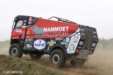 MOGUL Dakar setkání 2019 - Autodrom Sosnová - 24.3.2019