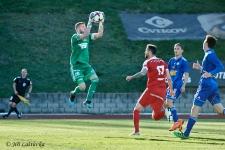 FK Varnsdorf - FC Zbrojovka Brno 2:0 (1:0)- Varnsdorf - 21.4.2019