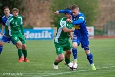 FK Varnsdorf - FC Sellier & Bellot Vlašim 0:2 (0:2) - Varnsdorf - 5.5.2019