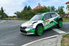 49. Barum Czech Rally - Zlín - 16. - 18.8.2019