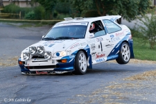12. Star Rally Barum Rally Zlín Historic 2019 - 16. - 17.8.2019