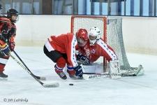 HC TS Varnsdorf – HC Česká Lípa  2:8 (0:3,2:2,0:3) - ZS Varnsdorf - 13.9.2019 - dorost