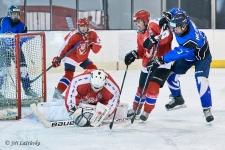HC TS Varnsdorf – Bílí Tygři Liberec  0:15 (0:5,0:4,0:6) - ZS Varnsdorf - 15.9.2019 - dorost