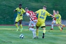 FK Varnsdorf - FK Pardubice 1:2 (1:1) - Varnsdorf - 21.9.2019
