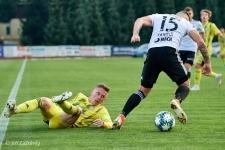 FK Varnsdorf - FC Fastav Zlín 1:2 (1:1) - Varnsdorf - 24.9.2019 - 4. kolo MOL CUP