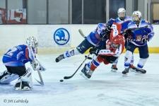 HC TS Varnsdorf – HC Děčín 2:4 (1:1,0:1,1:2) - ZS Varnsdorf - 29.9.2019 - dorost