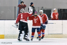 HC TS Varnsdorf – HC Letci Letňany 7:1 (2:0,1:1,4:0) - ZS Varnsdorf - 10.11.2019 - dorost