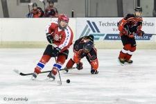 HC TS Varnsdorf – HC Česká Lípa 5:1 (0:0,2:1,3:0) - ZS Varnsdorf - 9.12.2019 - dorost
