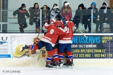 HC TS Varnsdorf – HC Poděbrady 5:3 (0:1,4:0,1:2) - ZS Varnsdorf - 21.12.2019 - dorost