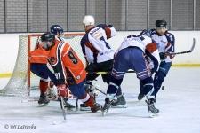 HC Česká Lípa  -  HC Slavoj Liberec  3:5 (1:0,2:3,0:2) - 1.2.2020 - ZS Česká Lípa
