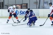 HC TS Varnsdorf – HC Frýdlant  5:3 (0:0,4:1,1:2) - ZS Varnsdorf - 22.2.2020