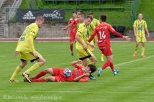 FK Varnsdorf - FC Zbrojovka Brno 0:1 (0:0) - 24.6.2020