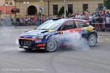 Rally Bohemia - Mladá Boleslav - 10.-12.7.2020