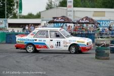 Rally Bohemia - Mladá Boleslav - MČR HA - 10.-12.7.2020