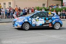 47. Rally Bohemia - Mladá Boleslav - Peugeot Rally Cup - 10.-12.7.2020