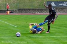 FK Varnsdorf - FK Fotbal Třinec 1:0 (1:0) - 30:8:2020