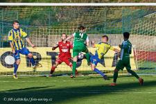 FK Varnsdorf - FC Sellier & Bellot Vlašim 0:2 (0:1) - 8.11.2020