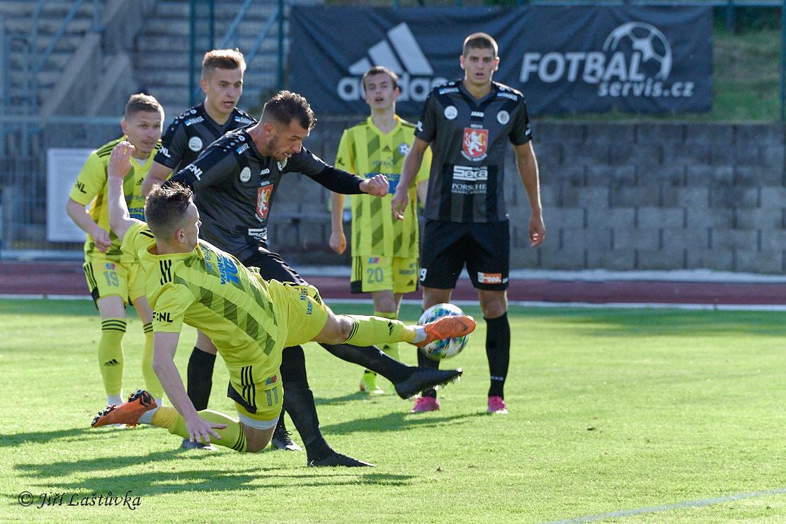FK Varnsdorf – FC Hradec Králové 1:2 (0:1) - 26.5.2020