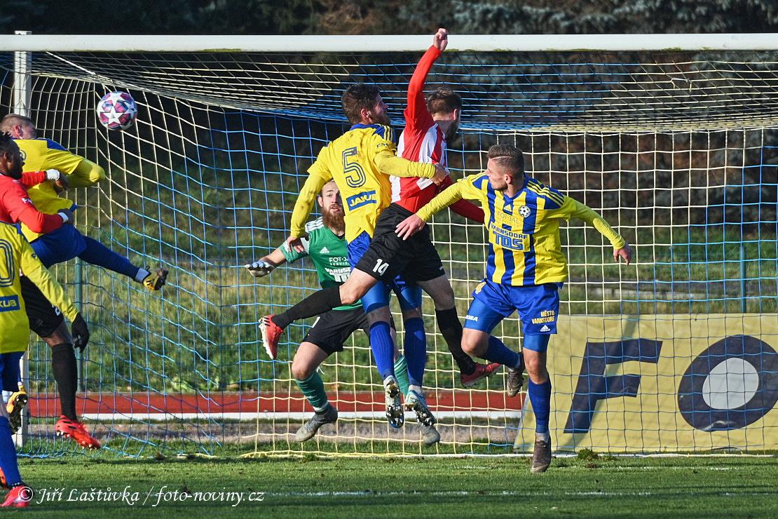 FK Varnsdorf - FK Viktoria Žižkov 1:3 (0:3) - 25.11.2020