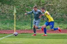 FK Varnsdorf - MFK Chrudim 1:2 (0:2) - 14.4.2021