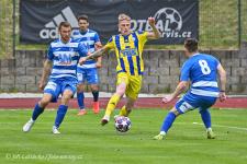FK Varnsdorf - FK Ústí nad Labem 0:1 (0:0) - 31.5.2021