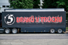 5 Draků v trucku - DK Rumburk - 2.7.2021