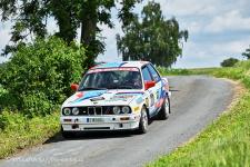Rally Bohemia 2021 MČR HA - Mladá Boleslav - 9. - 11.7.2021