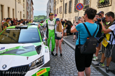 Rally Bohemia 2021 - Mladá Boleslav - 9. - 11.7.2021