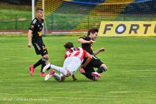 FK Varnsdorf - FK Viktoria Žižkov 2:1 (1:1) - Varnsdorf - 1.8.2021
