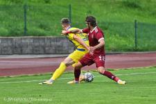 FK Varnsdorf - AC Sparta Praha B 3:1 (1:0) - Varnsdorf - 8.8.2021