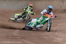 MMČR Flat track + MČR 250ccm - Liberec - 11.9.2021