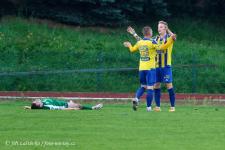 FK Varnsdorf - FC Sellier & Bellot Vlašim 3:1 (2:0) - 12.9.2021 - Varnsdorf